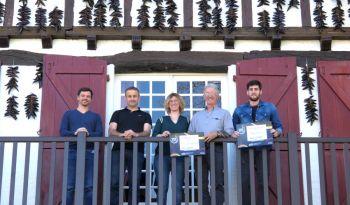 Plusieurs Distinctions au Concours des saveurs régionales pour les producteurs du groupement - Piment d'Espelette